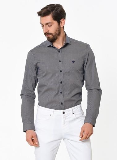 Beymen Business Uzun Kollu Gömlek Lacivert